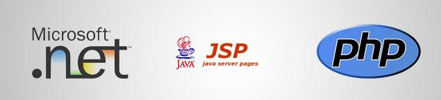php-asp-jsp